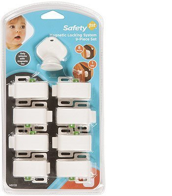 Safety 1st Magnetic Locking System Complete - 2 Packs
