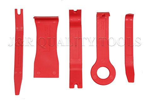 NEW 5PC NO SCRATCH AUTO BODY TRIM & DOOR PANEL (Flange Door Panel)