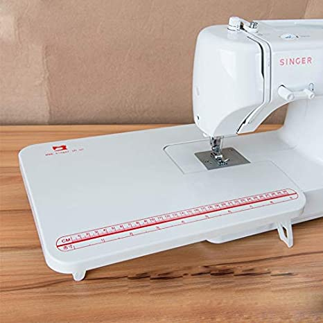 ShineBear 1507/8280 - Mesa extensible para máquina de coser (acrílico): Amazon.es: Juguetes y juegos