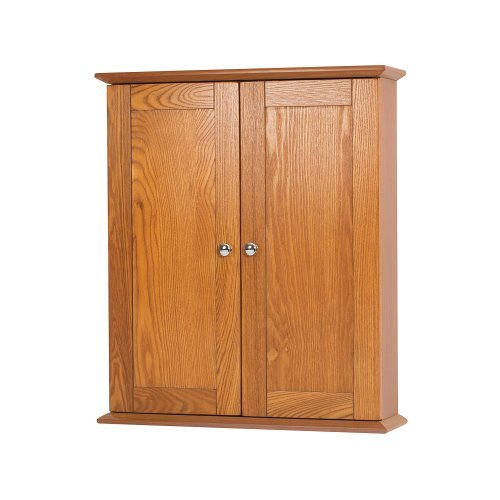 - Foremost WROW2125  Worthington Oak Bathroom Wall Cabinet