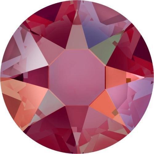 - 2000, 2038 & 2078 Swarovski Flatback Crystals Hotfix Hyacinth Shimmer | SS34 (7.2mm) - 144 Crystals (Wholesale) | Small & Wholesale Packs