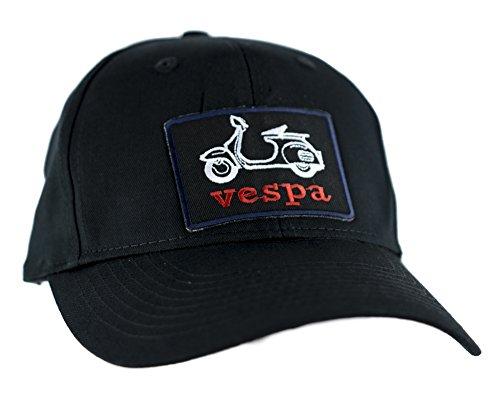 black-vespa-scooter-hat-baseball-cap-alternative-clothing