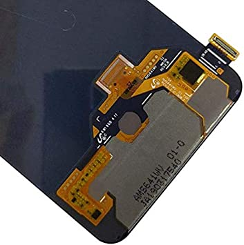 Color : Black Black EasePoints for LCD Screen and Digitizer Full Assembly for Vivo X27 Pro Replacement Parts