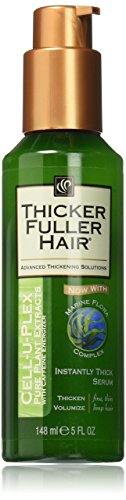(Thicker Fuller Hair Instantly Thick Serum 5oz.)
