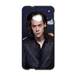 1D Louis Tomlinson HTC One M7 Cell Phone Case Black as a gift O6746773