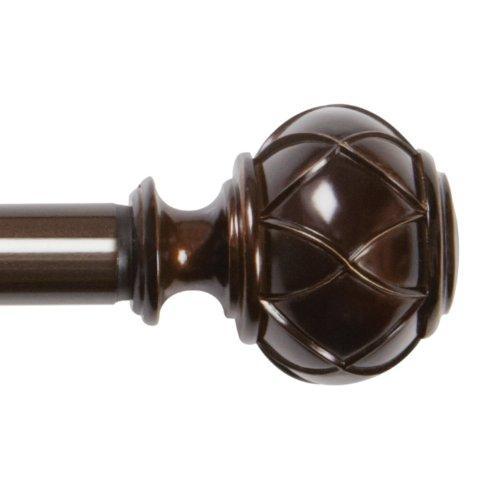 Umbra Celeste 1-Inch Drapery Rod for Window, 120 to 170-Inch