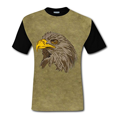 Sac Set Compression (LZQ Tshirt Man Cotton New Love Tshirts 3D Make Your Own With Eagle Head For Men L)