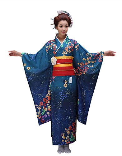 Traditional Japanese Kimonos: Amazon.com