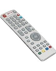 ALLIMITY DR0337 Afstandsbediening vervangen voor Sharp Aquos 3D TV LC-43CUG8052E LC-43CUG8062E LC-49CUG8052E LC-49CUG8062E LC-55CUG8052E LC-55CUG8062E LC-65CUG8052E LC-62E LC-65CUU G8062E