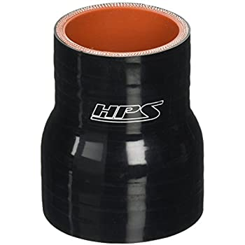 HPS HTSR-225-275-BLUE Silicone High Temperature 4-ply Reinforced Reducer Coupler Hose Blue 3 Length 2-1//4  2-3//4 ID HPS Silicone Hoses 2-1//4  2-3//4 ID 3 Length 60 PSI Maximum Pressure