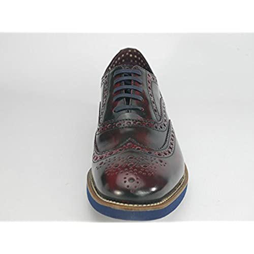 Authentic Navy London Shoes