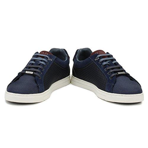 Ted Baker Herren Sarpio Sneaker Blau (Dk Blue 001)