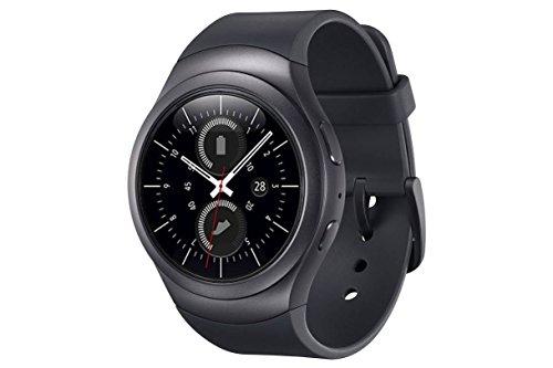 Samsung Gear S2 Sport, Grau (Dark Grey)