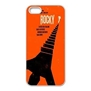 DDOUGS I rocky DIY Cell Phone Case for Iphone 5,5S, Discount I rocky Case