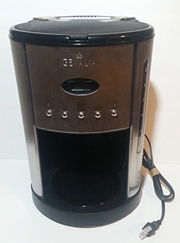 GEVALIA KAFFE G70 Black 12-Cup Programmable CM500 Automatic Coffee Maker Appliances Store