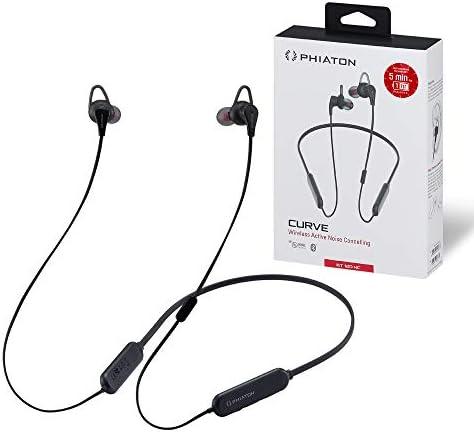 Phiaton 120 Black Wireless Headphones product image