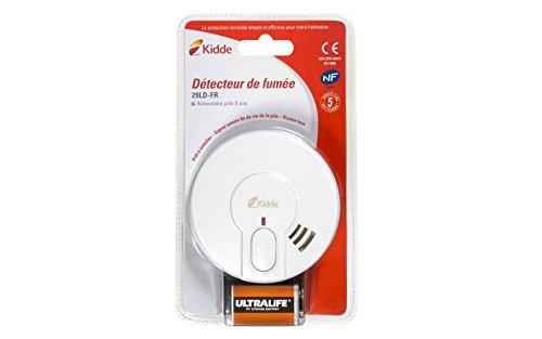 Detector de alarma anti humo Kidde 29hld-fr referencia: c00305608 para accesorios Indesit: Amazon.es: Grandes electrodomésticos