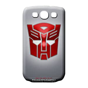 samsung galaxy s3 First-class High-definition Scratch-proof Protection Cases Covers cell phone carrying skins autobots logo