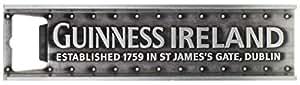 Guinness Metal Girder Bottle Opener Magnet