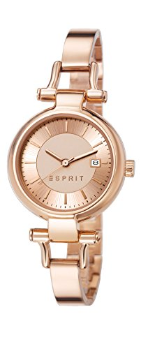 Esprit Women's Zoe Analog Dial Watch - Esprit Watch Women Gold