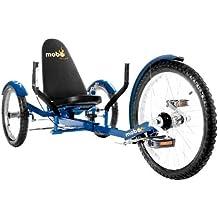 Mobo Triton Pro Adult Tricycle for Men & Women. Beach Cruiser Trike. Pedal 3-Wheel Bike