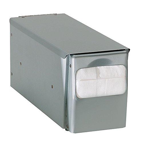 (TableTop King CTLOWBS Napkin Dispenser, Countertop, Low Fold 4-7/8 x 3-1/2 in, 1 Sided)