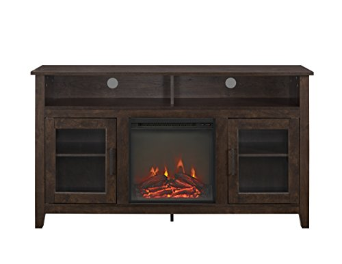 Ameriwood Home Chicago Electric Fireplace Tv Console For