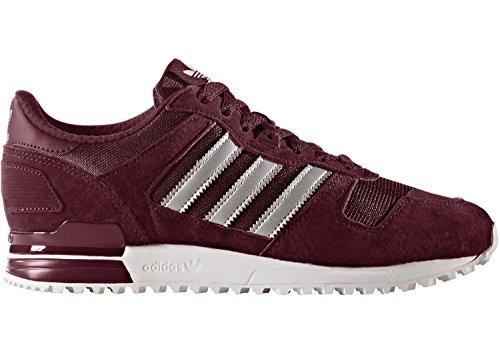 adidas Zx 700, Zapatillas para Hombre Rojo