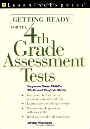 Getting Ready for the 4th Grade Assessment Test: LearningExpress ...