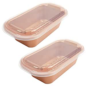 """Copper Chef 9"""" Perfect Loaf Pan BOGO"""