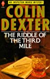 The Riddle of the Third Mile (Pan crime)