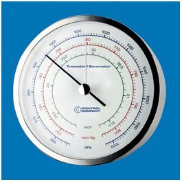 Traceable(R) Precision Dial Barometer - 4199 - EACH