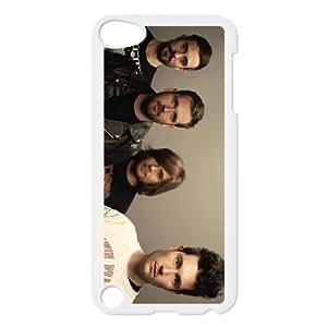 iPod Touch 5 Case White Bastille EUA15983504 Design Durable Case