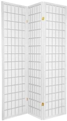 Room Divider Panel Screen White