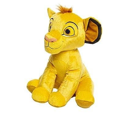 DISNEY Lion King Simba Plush 11