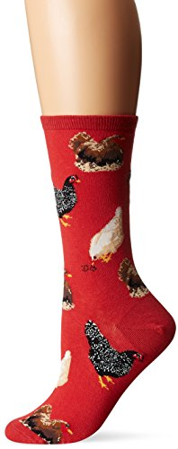 Cute Chicken Hen House Socks