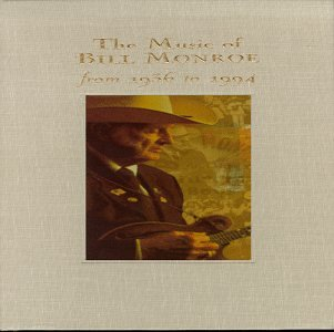 Music of Bill Monroe From 1936-1994 by Mca Nashville