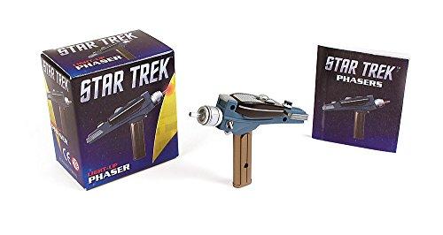 Phaser Fit - Star Trek: Light-Up Phaser (Miniature Editions)