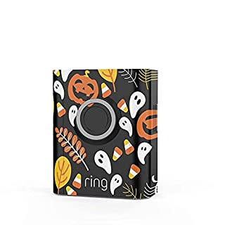 Ring Video Doorbell 3 and Ring Video Doorbell 3 Plus Holiday Faceplate - Halloween
