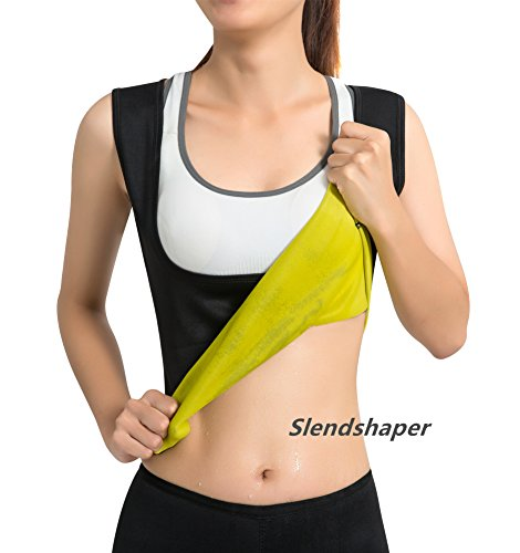 SlendShaper Womens Slimming Burning Neoprene