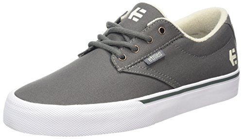 etnies Grey Vulc Medium Shoe US Green Jameson 8 Skate Men qOwqCp