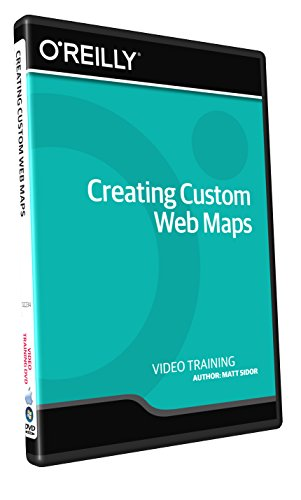 Creating Custom Web Maps   Training Dvd