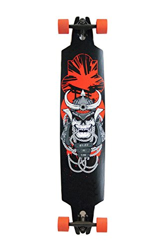 SCSK8 Professional Speed Drop Down / Drop Through Complete Longboards