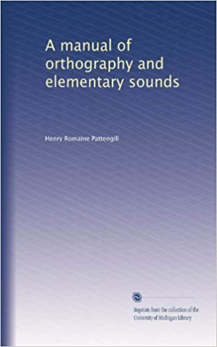 E-kirjat ilmaiseksi lataavat tulta A manual of orthography and elementary sounds in Finnish PDF