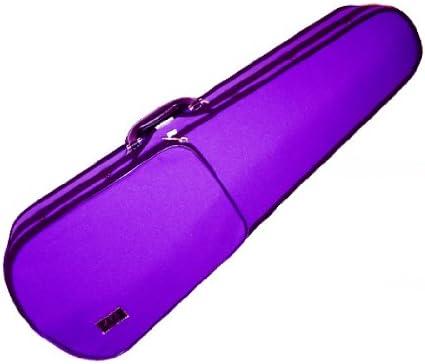 JTL morado y la forma de un estuche de violín de 1/4 del tamaño de la: Amazon.es: Instrumentos musicales