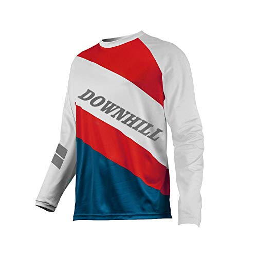 Uglyfrog Downhill Mountain Bike Wear MTB Jersey Long Sleeve Spring Shirt Breathable Comfort Top