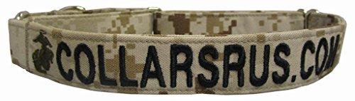 Martingale Collars Leashes Military Fabrics product image