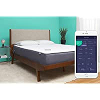 Eight Smart Mattress, 10 Reactive Foam with Sleep Tracking and Temperature Control, Queen