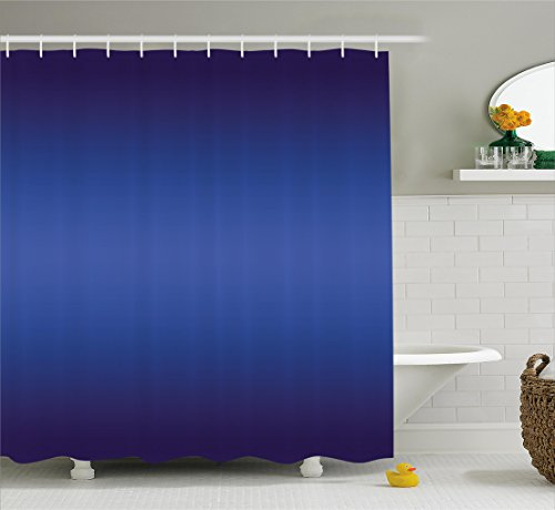 Curtain Ambesonne Inspired Decorations Bathroom