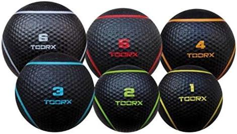 Balón medicinal - diámetro 22 cm - 5 kg: Amazon.es: Deportes y ...